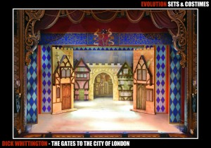 The Gates to London