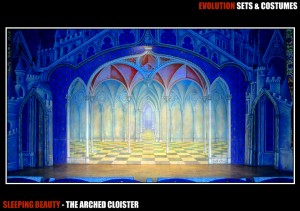 The Arched Cloister
