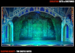 The Castle Gates