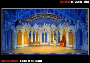 A Room At The Castle