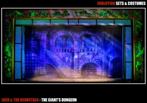 The Giant's Dungeon