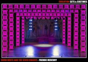 Freddie Mercury Scene