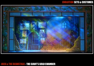 The Giant's Gold Chamber
