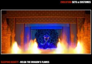 Helga The Dragon (Flames)