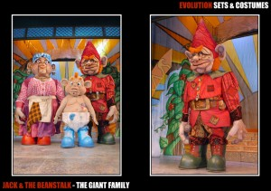 Bert, Beryl and Barry - Giants