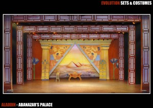 Abanazar's Palace