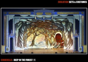 Deep In The Forest (Cart)