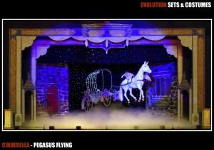 Pegasus Flyinh