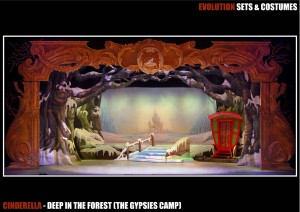 Deep In The Forest (Gypsies Camp)