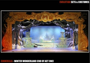 Winter Wonderland (End of Act 1)