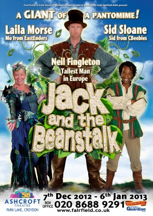 12Cro Jack and the Beanstalk