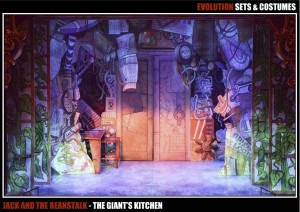 The Giant's Kitchen