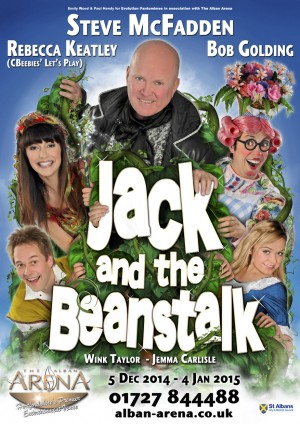 14St Jack and the Beanstalk
