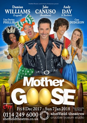 17Sh Mother Goose