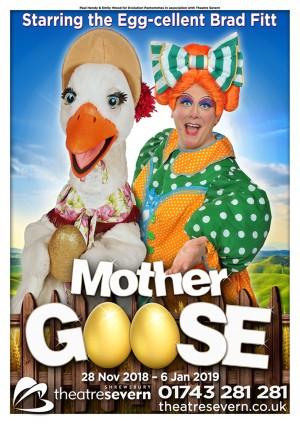 18Sr Mother Goose