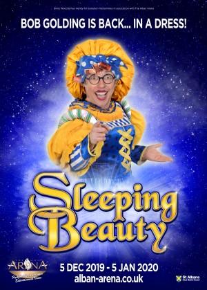 19St Sleeping Beauty