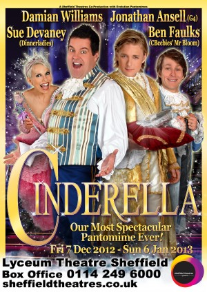 12Sh Cinderella