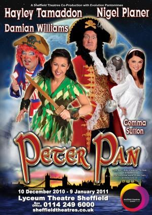 10Sh Peter Pan