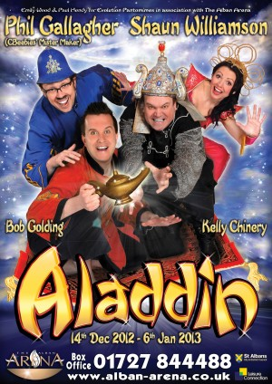 12St Aladdin