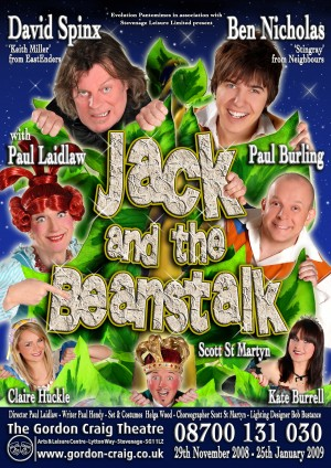 08St Jack and the Beanstalk